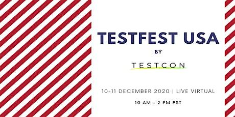 TestFest by TestCon - USA tickets