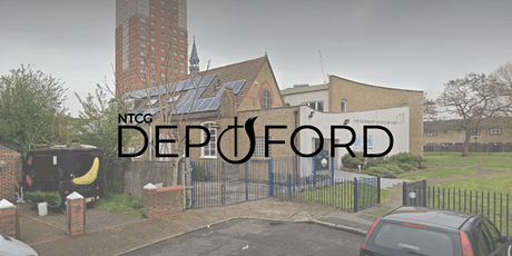 NTCG Deptford - Sunday Service tickets