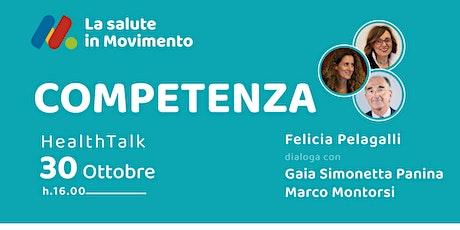 Talk con Gaia Simonetta Panina e il prof. Marco Montorsi 30 ottobre biglietti