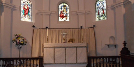 8.30am - Sunday Eucharist (1st November) tickets