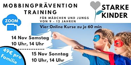 Gib Mobbing keine Chance | Stake Kinder Training | 9-12 Jahren Tickets