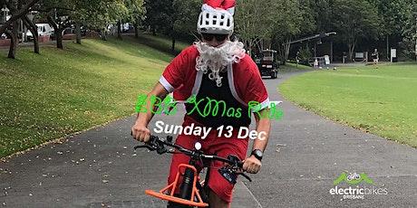 EBB Owners Club - Christmas ride tickets