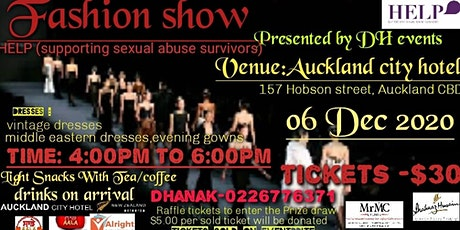 FUNDRAISERING FASHION SHOW tickets