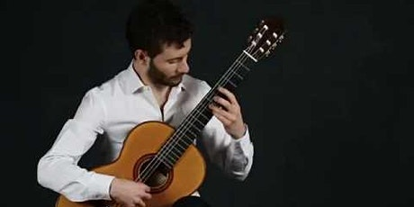 Lunchtime concert: Giacomo Susani  (guitar) tickets