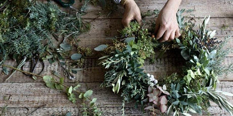 Christmas Wreath Workshop (2nd date!) tickets