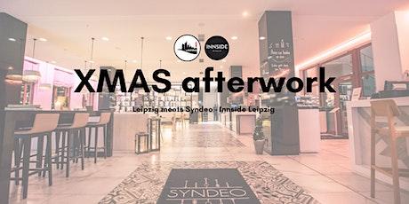 Leipzig meets XMAS-Afterwork im Syndeo - Innside Leipzig billets
