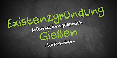 Existenzgründung Online kostenfrei - Infos - AVGS  Gießen Tickets