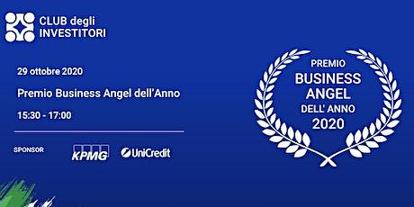 Premio Business Angel dell'Anno 2020 biglietti