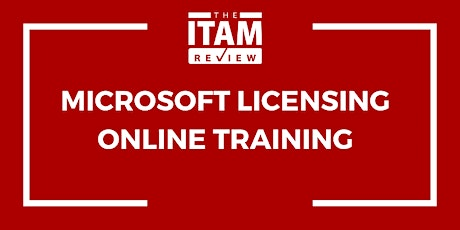 Microsoft Licensing Online Training Course EMEA – December 2020 tickets