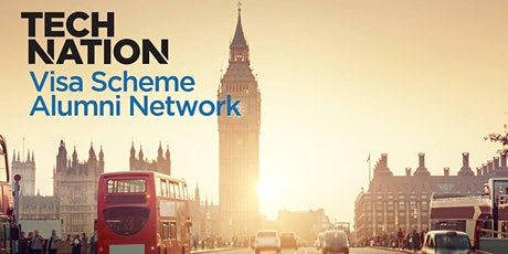 Tech Nation Visa Alumni MONTHLY meetup - THE GAME CHANGER SESSIONS tickets