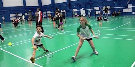 GLOW Badminton 101 Workshop X Mr Goh Chye Joo & (Special guest)
