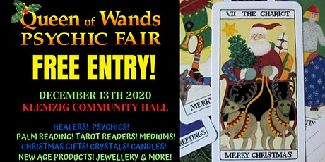 Queen of Wands Psychic Fair - Christmas Edition! tickets