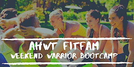 Come and try - Weekend Warrior Bootcamp tickets