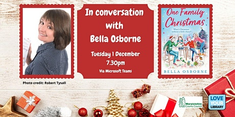 Warwickshire Libraries in conversation with Bella Osborne tickets