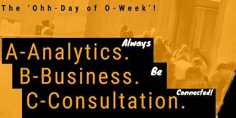 Analytics Business Consultation tickets