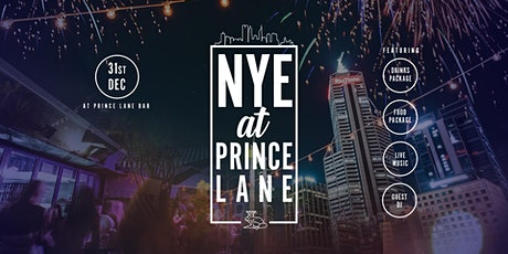 NYE at Prince Lane tickets