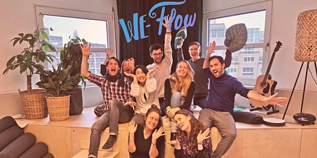 We-Flow Immersion Weekend Berlin: Transform your Work for Purpose & Play