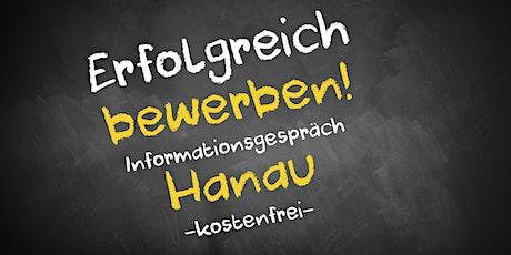 Bewerbungscoaching Online kostenfrei - Infos - AVGS Hanau Tickets