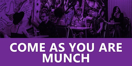 Come as you are - Munch tickets