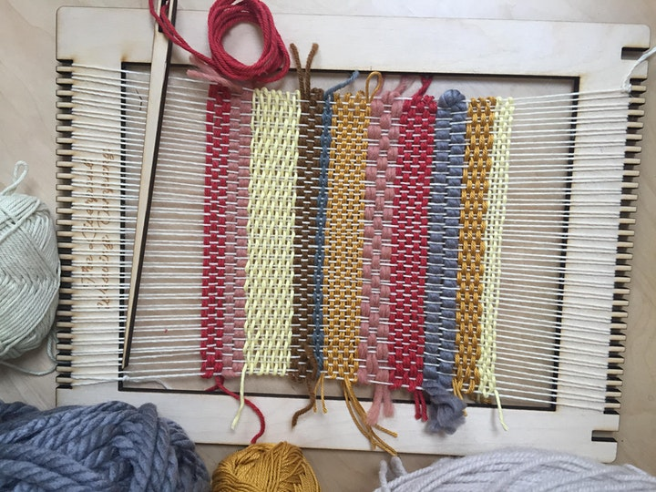 Introduction to Weaving image