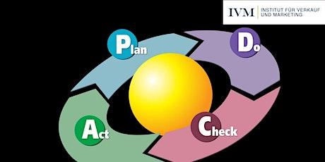 Seminar Vertriebscontrolling und Marketingcontrolling, 2-tägiges Seminar tickets