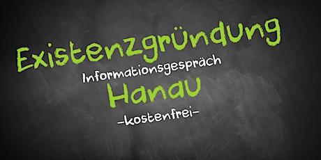 Existenzgründung Online kostenfrei - Infos - AVGS  Hanau Tickets