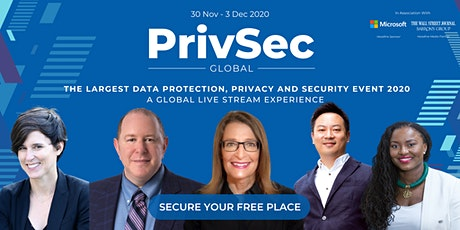 PrivSec Global tickets