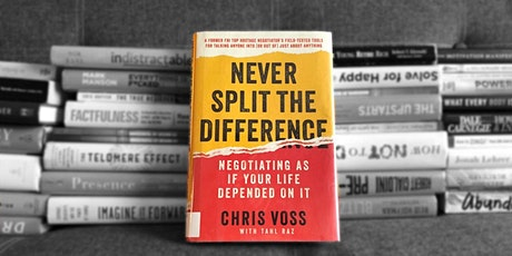 Book Review & Discussion :  Never Split the Difference tickets