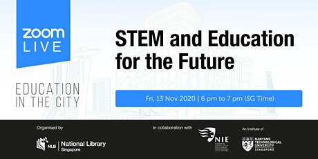 Education in the City – STEM and Education for the Future tickets