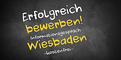 Bewerbungscoaching Online kostenfrei - Infos - AVGS Wiesbaden Tickets