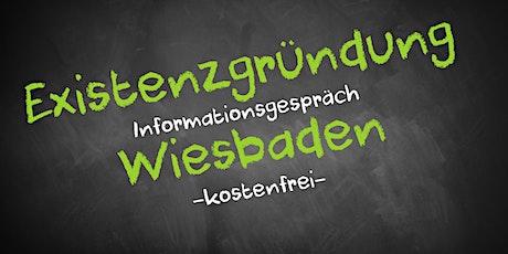 Existenzgründung Online kostenfrei - Infos - AVGS  Wiesbaden Tickets