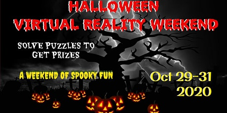 Halloween Virtual Reality Spooky Weekend tickets