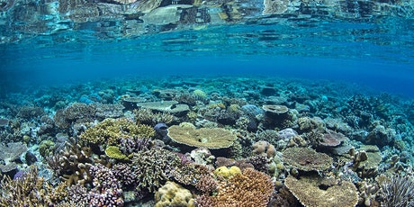 Coral reefs and the future of the world with  Professor Callum Roberts tickets