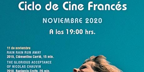 Ciclo de Cine Francés entradas
