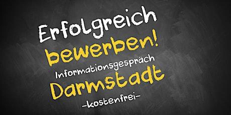 Bewerbungscoaching Online kostenfrei - Infos - AVGS Darmstadt Tickets