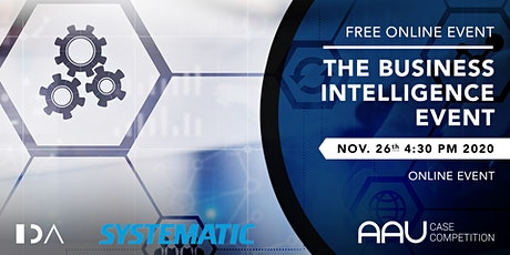 The Business Intelligence Event - With Systematic tickets