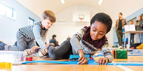 All Aboard Club: play sessions for autistic/ADHD children who love trains tickets