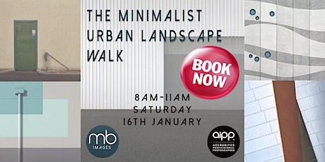 The Minimalist Urban Landscape Walk tickets