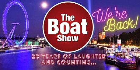 Saturday @ The Boat Show Comedy Club tickets
