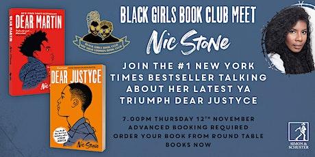 Black Girls Book Club meet Bestselling YA Author Nic Stone tickets