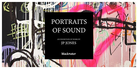 PORTRAITS OF SOUND - A visual journey into sound by JP Jones tickets