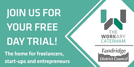 Freebie Friday: Freelancers, Startups, Entrepreneurs @ TheWorkary, Caterham tickets