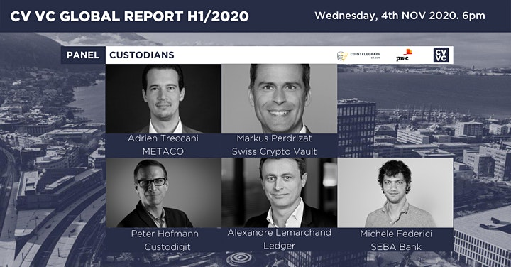 CV VC Global Report - Custodians image