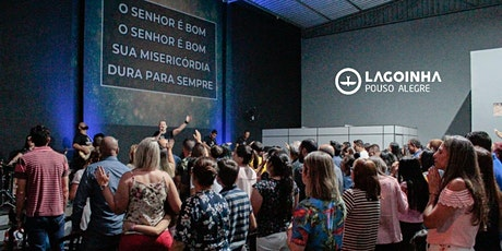 Culto Presencial (Domingo às 17h) - Lagoinha Pouso Alegre ingressos
