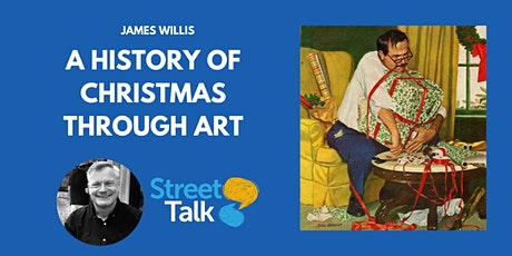 A History of Christmas Through Art - Online Charity Lecture tickets