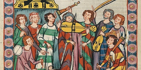 The York Waits - The Waits' Wassail at St Mary's Church, Warwick (5pm) tickets