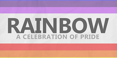 Rainbow - a celebration of Pride tickets