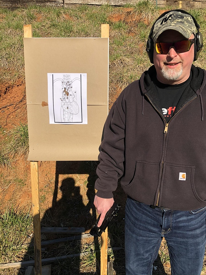 NC Concealed Carry Handgun Class image