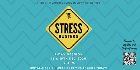 Stress Busters tickets