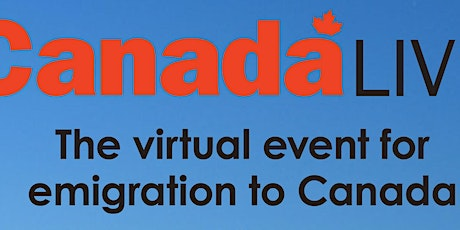 Emigrate to Canada Virtual Expo tickets